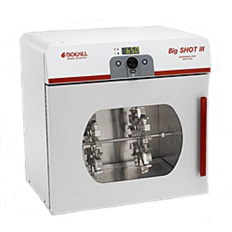 美国Boekel Big SHOT III 高容量分子杂交箱 温度范围10-100℃ 转速60rpm