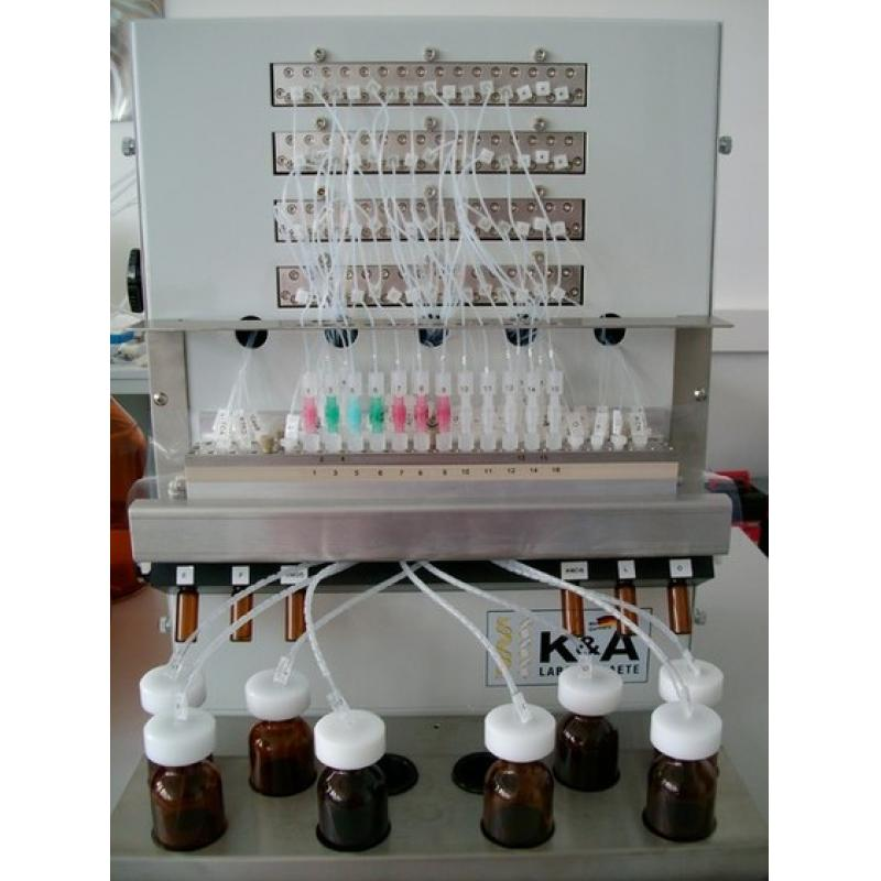 K&A  H-16型DNA合成仪