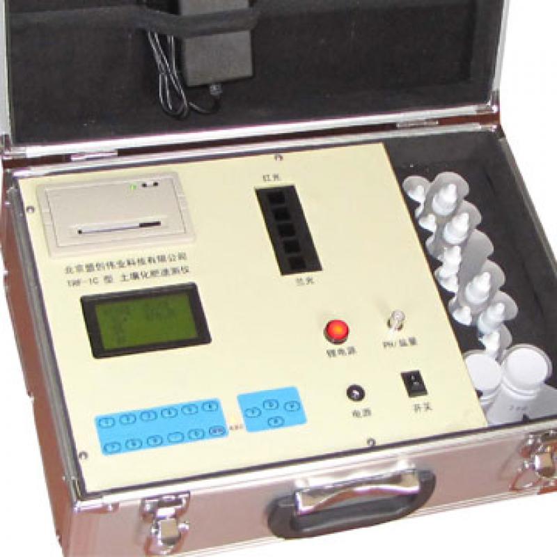 盟创TRF-1B土壤养分测试仪