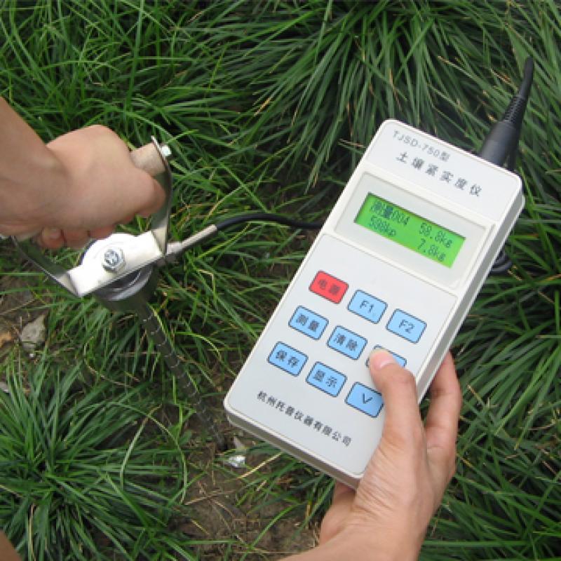 托普TJSD-750-II土壤紧实度仪