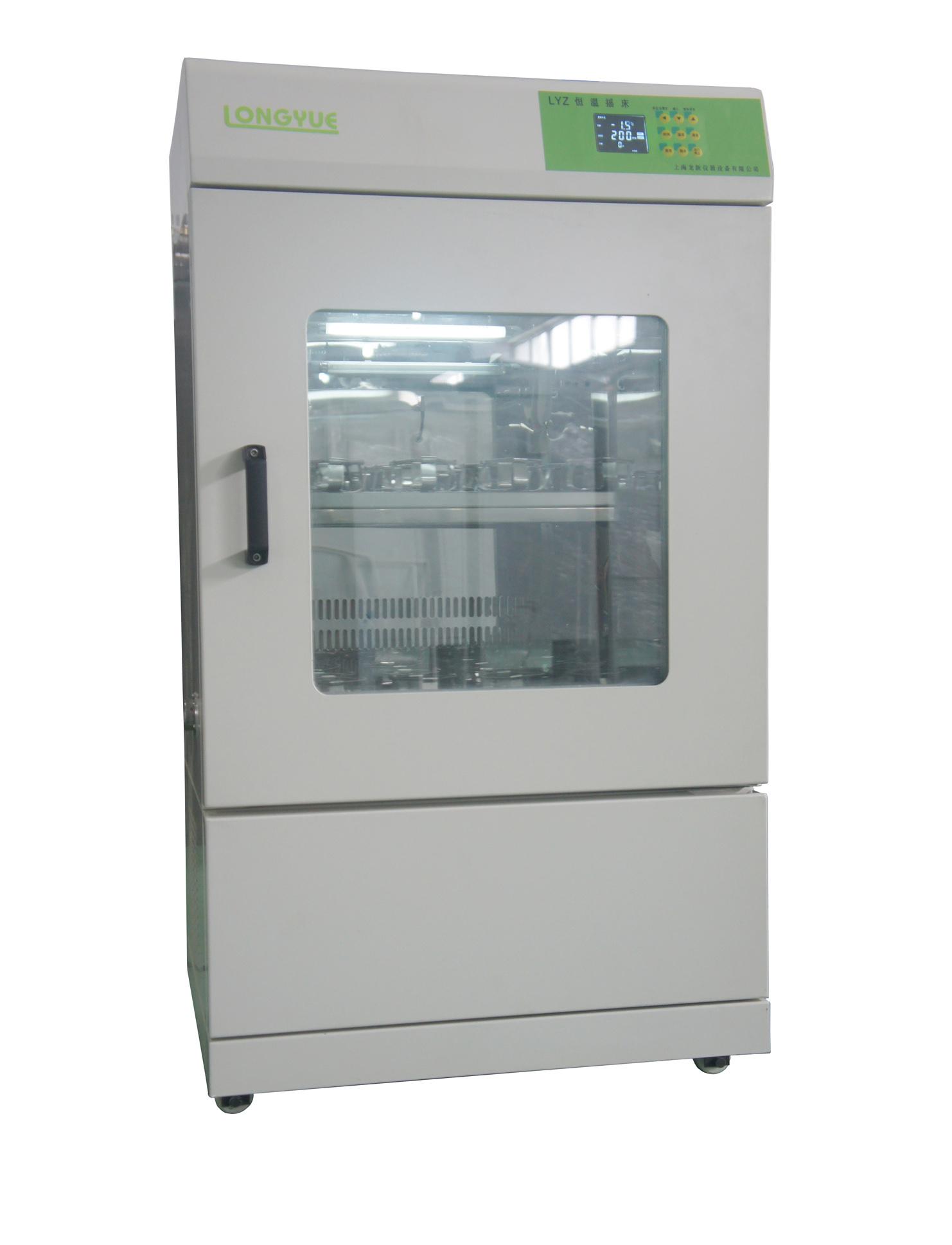 龙跃LYZ-2102C, 1102C 单门双层恒温摇床
