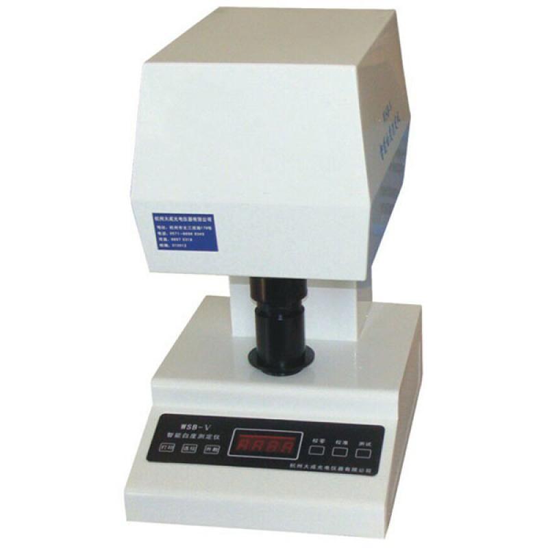 麦哲WSB-V台式智能白度仪(带打印)