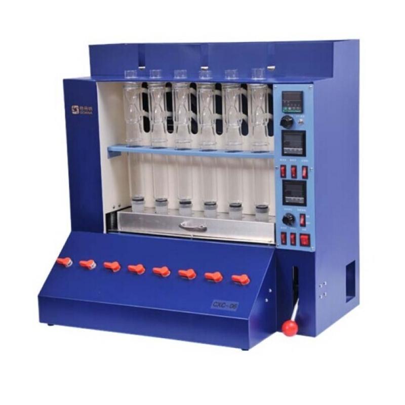 托普 CXC-06粗纤维测定仪