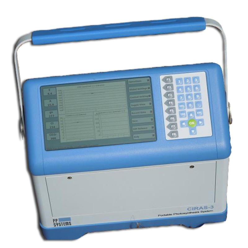 PP SYSTEMS CIRAS-3便携式光合荧光测定系统