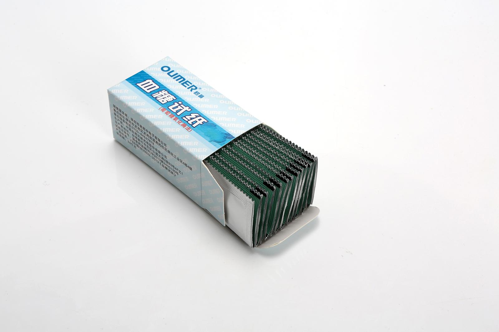 老郎中血糖试纸 eB-GS(25片)