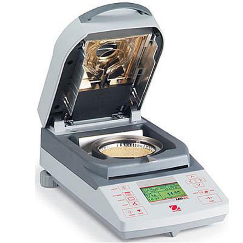 奥豪斯MB45水分仪 量程45g 精度0.001g