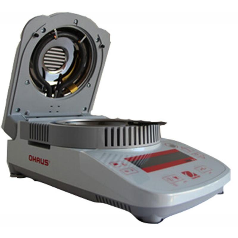 奥豪斯MB23水份测定仪 量程110g 精度0.01g