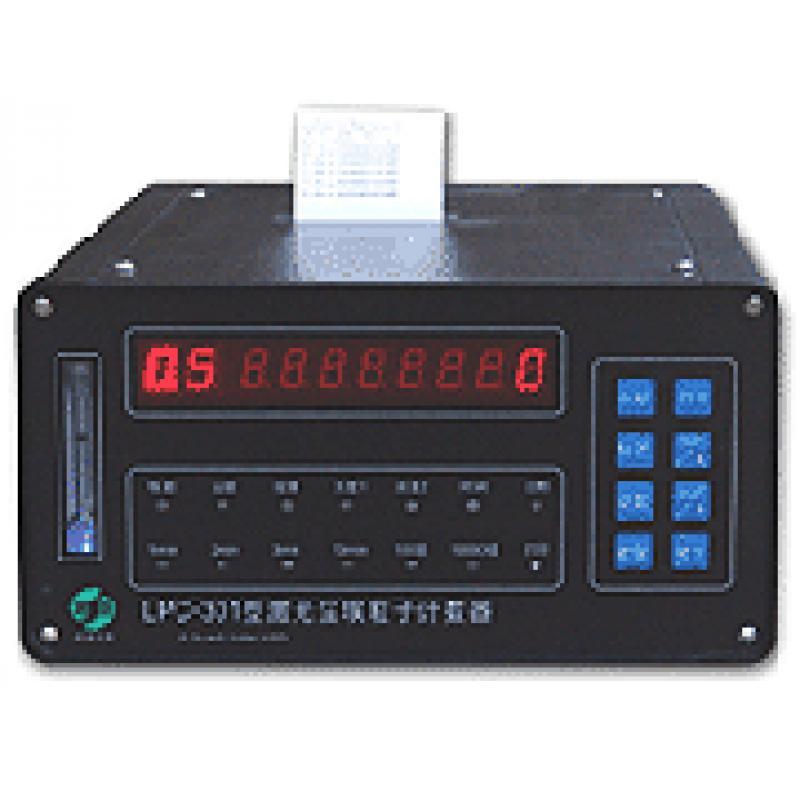 尚田LPC-301 LED pile 尘埃粒子计数器