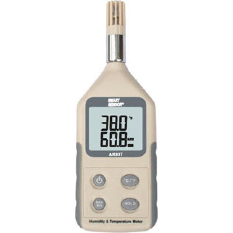 AR837数字温湿度计