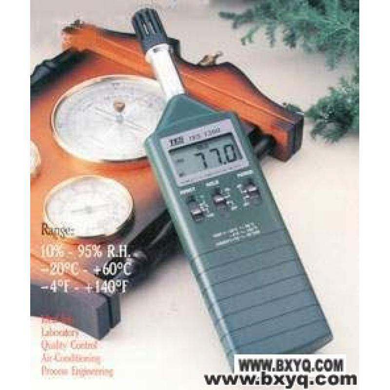 TES1361记忆式温湿度计