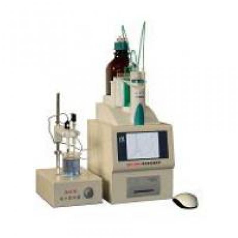 ZDDY-2008J型自动电位滴定仪
