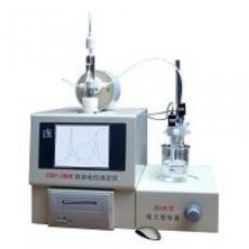 ZDDY-2008型自动电位滴定仪