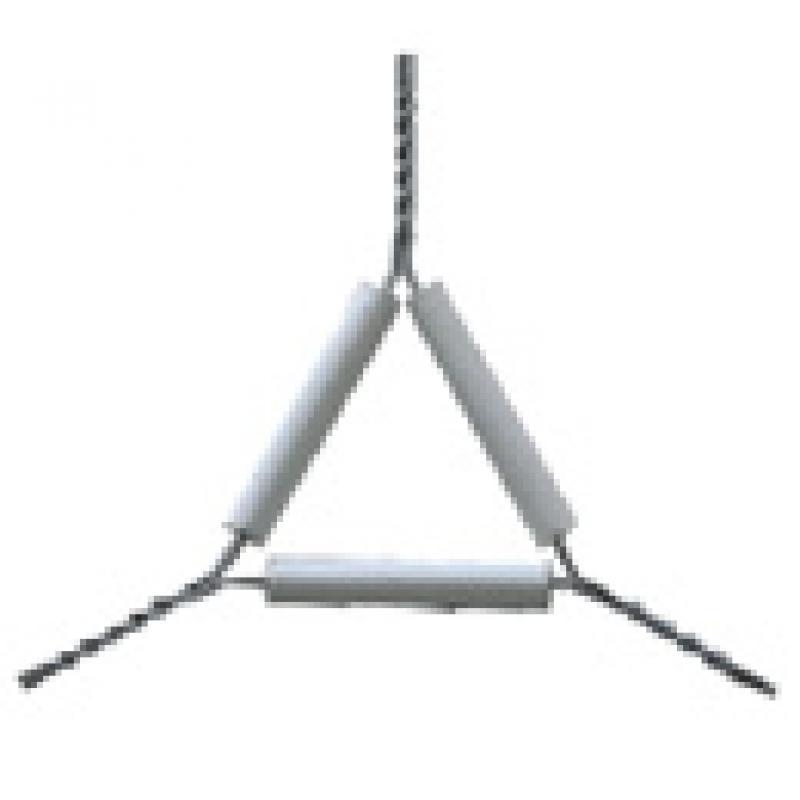 边长40mm三角框(泥三角)