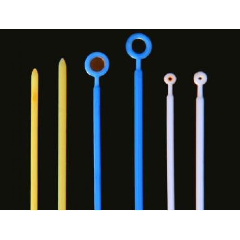 221mm,蓝色, 未灭菌接种针