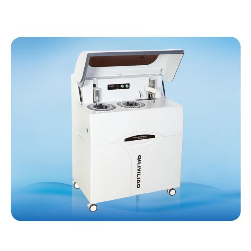 齐力 QL8000全自动微量元素分析仪C型