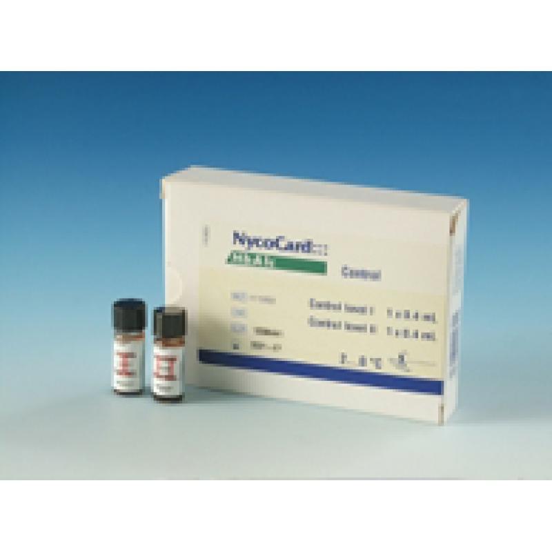 NycoCard® HbA1c小旋风糖化血红蛋白检测试剂盒
