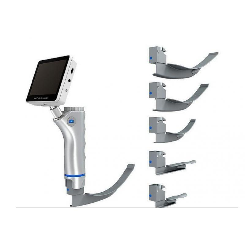 斯美特SMT-II(全金属型)视频喉镜