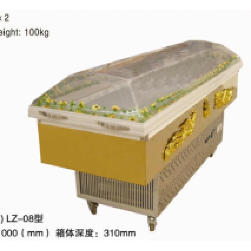 LZ-08豪华冷藏瞻仰棺(特体)