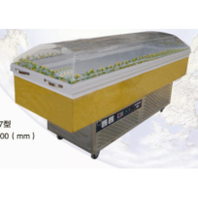 LZ-07豪华冷藏瞻仰棺