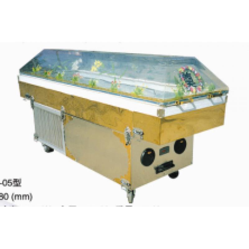 LZ-05分体冷藏瞻仰棺