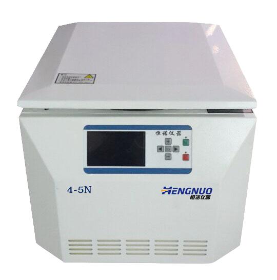 恒诺4-5N台式低速离心机