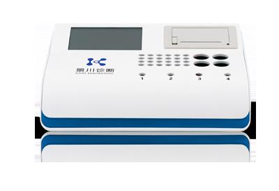 景川GDC-02S半自动四通道血凝分析仪