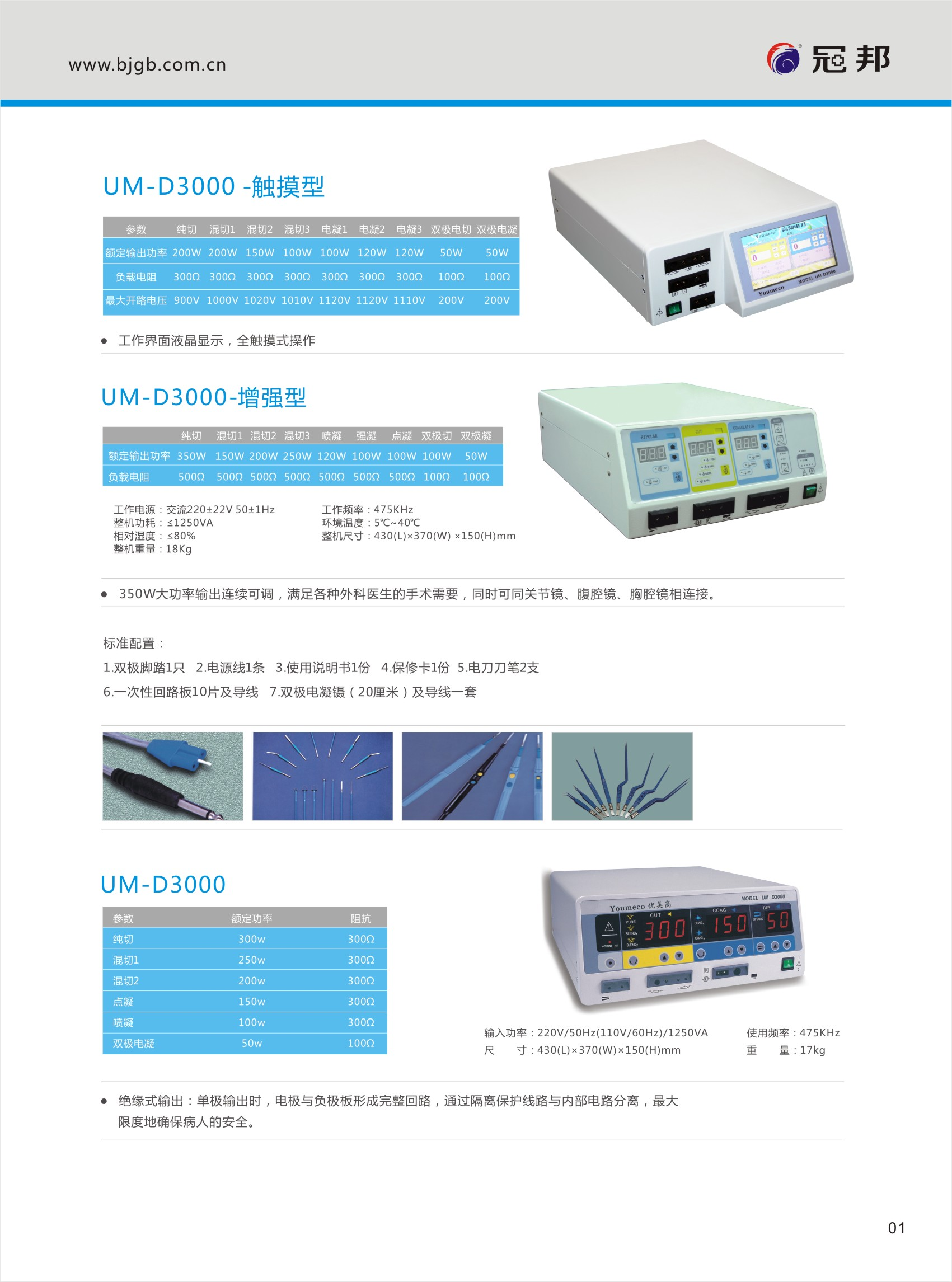 北京优美高高频电刀新款350