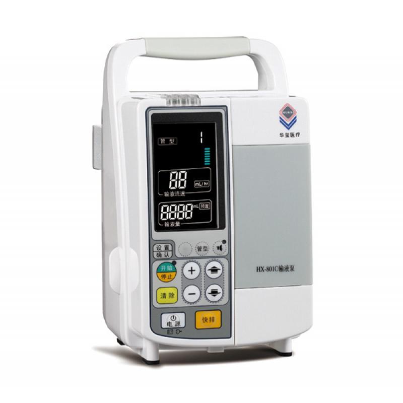 华玺 HX-801C输液泵 单通道 LCD显示屏