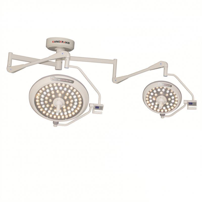 吊顶式冷光源LED-700+500手术无影灯双头手术灯