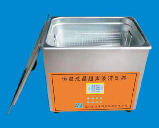 洁美KS系列恒温液晶超声清洗器KS-300GDV