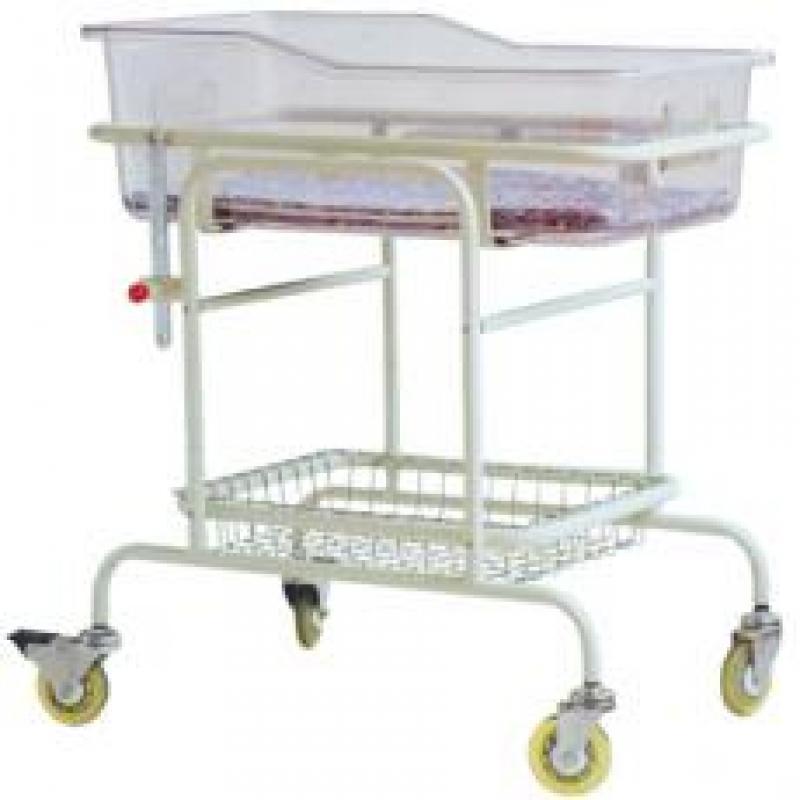 AH01喷塑婴儿床