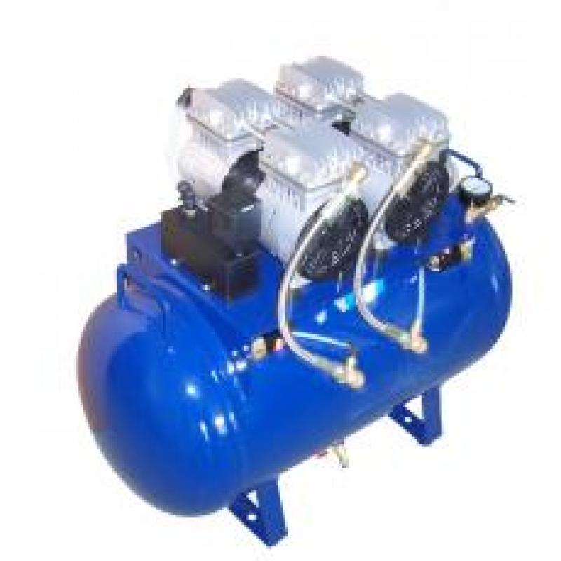 mkg2x500a4-60 无油静音空气压缩机