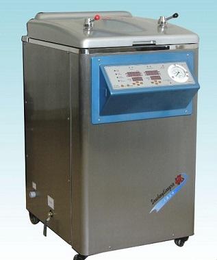 上海三申YM30Z(YX350Z)立式压力蒸汽灭菌器