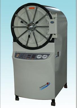 上海三申YX-600W卧式圆形压力蒸汽灭菌器(300L)