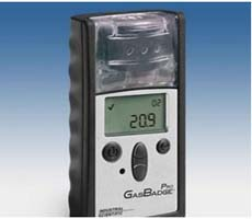 GasBadge Pro便携式有毒气体检测仪
