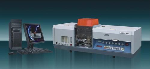 电脑手动双控原子吸收-火焰型9601