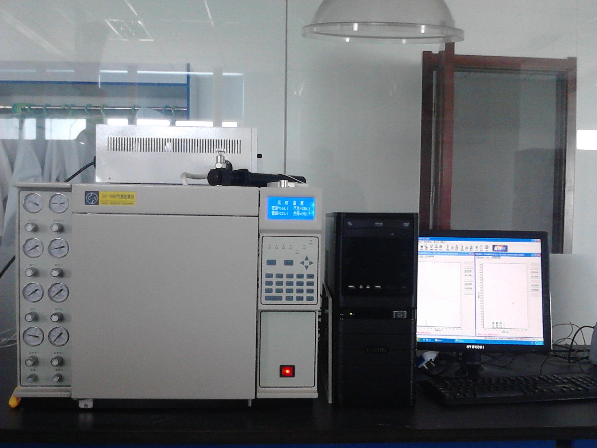自来水气相色谱仪