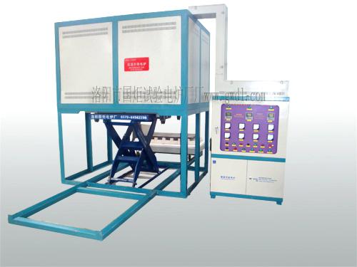 高温升降式电炉