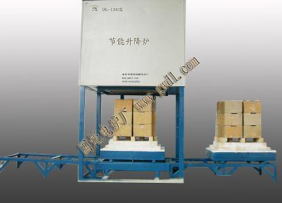 生产型升降电炉