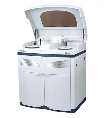 迈瑞BS-300全自动生化分析仪
