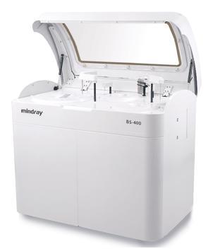 迈瑞BS-400全自动生化分析仪