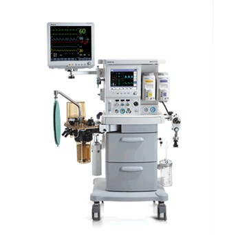 WATO EX-55麻醉呼吸机 多功能麻醉机