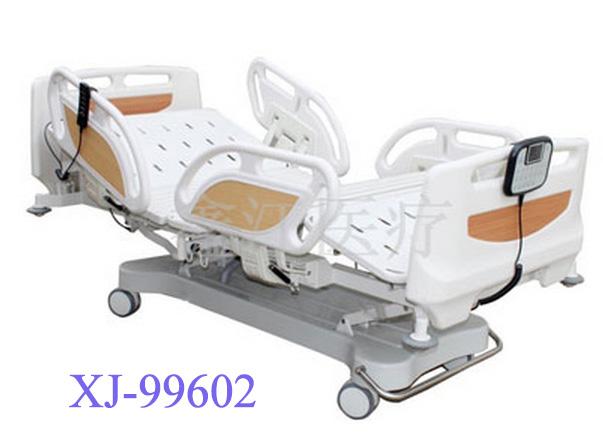 带讯号五功能电动病床XJ-99602