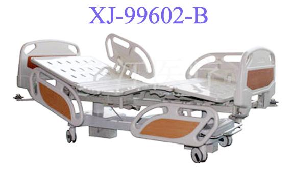 双柱式五功能电动病床XJ-99602-B