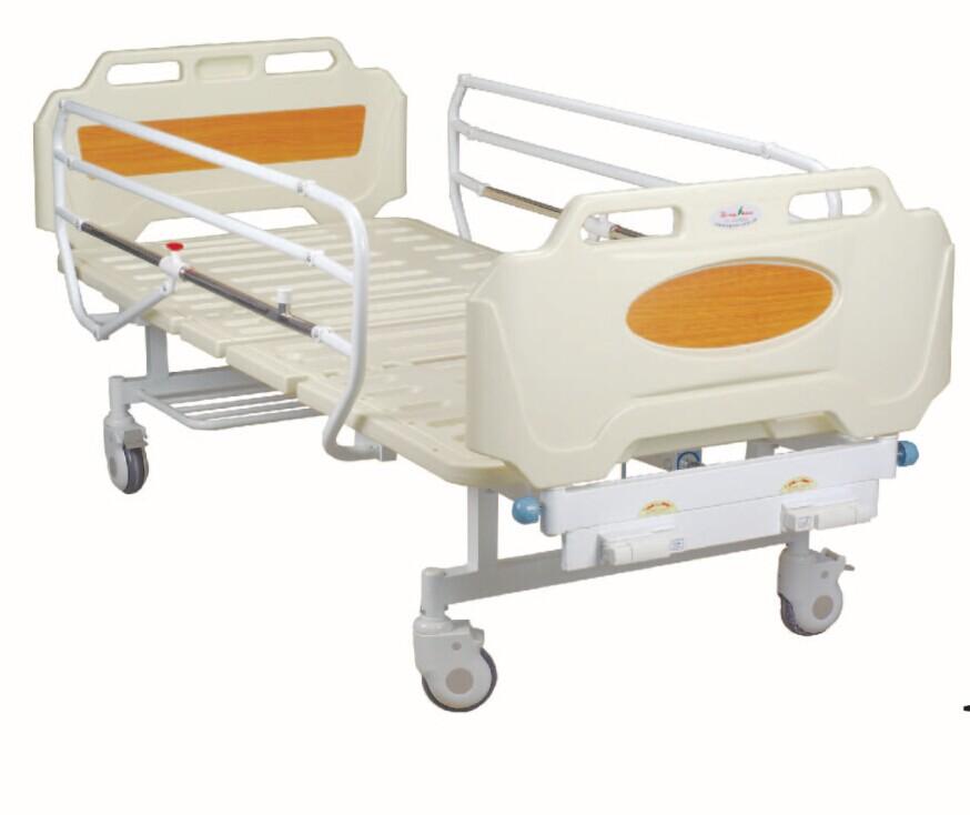 RS105-B-I两摇手豪华护理床