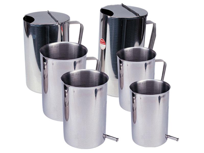ZQ09 不锈钢泡镊桶、量杯、灌肠桶