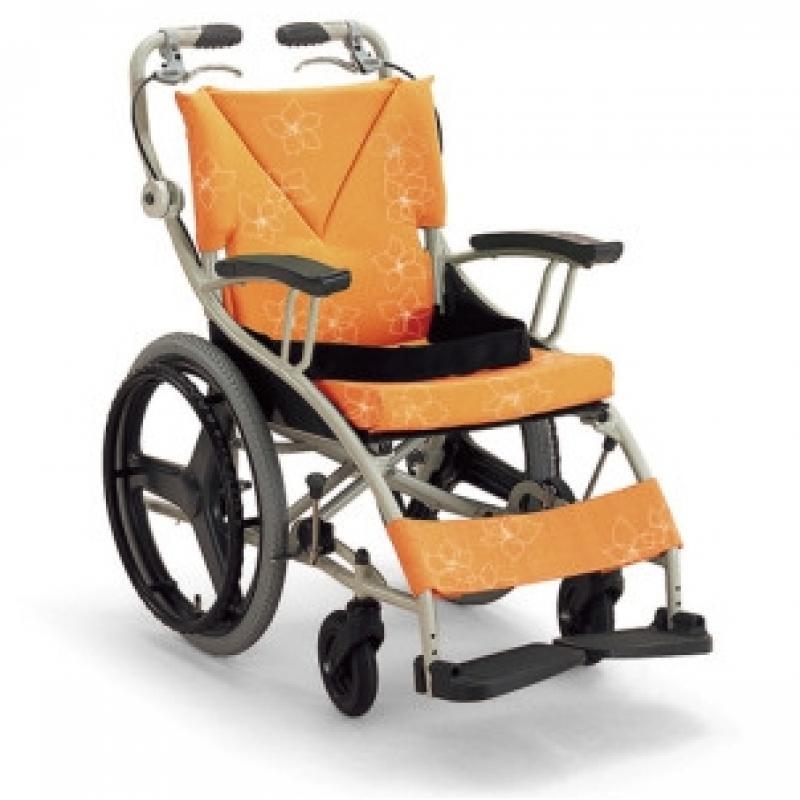 日本河村 AY18-38(40)手动轮椅一车三用型