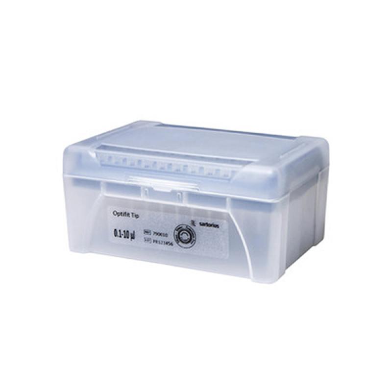 Biohit 1000ul吸头盒 未消毒 内含96支原装吸头 吸头盒可重复利用