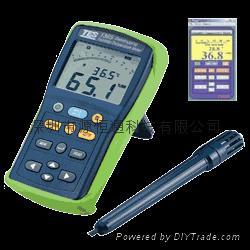 TES1364记忆式温湿度计