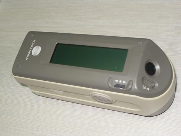 MINOLTA CM-2600d便携式分光测色计(带软件)